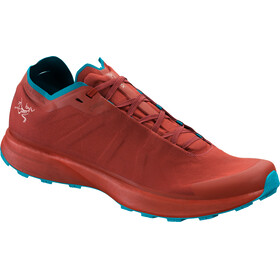 Arc'teryx Norvan SL GTX Shoes Men Infrared/Dark Firoza